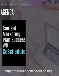 Success with CoSchedule