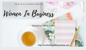 Women In Business Facebook Group