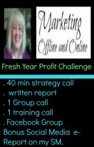 Fresh Year Profit Challenge