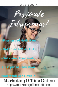 Are You a passionate entrepreneur