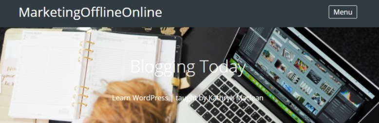 Blogging today with Thrive Themes