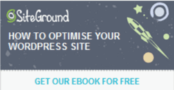SiteGround Optimization Ebook