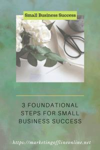 success in small business