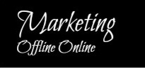 Logo Marketing Offline Online